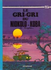 Spirou et Fantasio -25b77- Le gri-gri du Niokolo-Koba