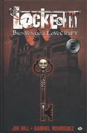 Locke & Key -1a- Bienvenue à Lovecraft