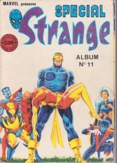 Spécial Strange -Rec11- Album N°11 (du n°31 au n°33)