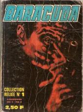 Baracuda -REC1- Collection reliée n° 1 (1 à 4)