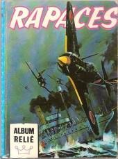 Rapaces (Impéria) -Rec71a- Album relié N°71