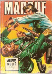 Marouf -Rec054- Album relié N°54 (du n°207 au n°208)