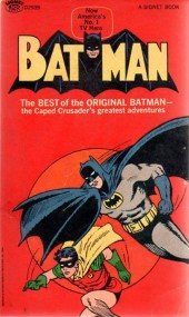 Batman (One shots - Graphic novels) -POC- Batman - The best of the original Batman