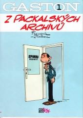 Gaston (en langues étrangères) -1Tchèque- Z packalskych archivu