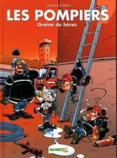 Les pompiers -7a- Graine de héros