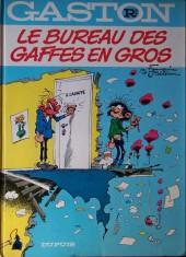 Gaston -R2b88- Le bureau des gaffes en gros