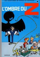Spirou et Fantasio -16i11- L'ombre du Z