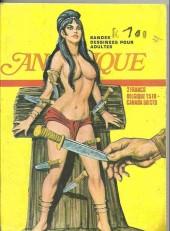 Angélique (chez Les Éditions de poche) -2- Angélique et la Magicienne
