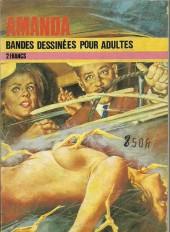 Amanda -2- Un corps pour le diable