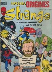 Strange (Spécial Origines) -Rec04- Album N°4