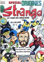Strange (Spécial Origines) -Rec05- Album N°5
