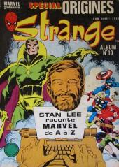 Strange (Spécial Origines) -Rec10- Album N°10