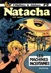 Natacha -9a1985- Les machines incertaines