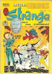 Strange (Spécial Origines) -Rec12- Album N°12