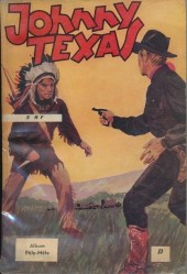 Johnny Texas -Rec17- Recueil de 4 N° (17 - 34 - 35 - 40)