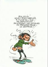 Gaston (Tout Gaston) - Addendum