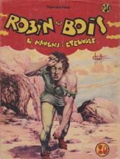 Robin des bois (Pierre Mouchot) -31- L'anneau d'Etelwolf