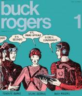 Buck Rogers (en italien) -1- Buck Rogers