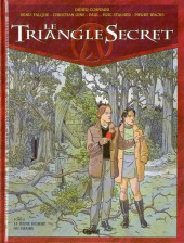 Le triangle Secret -2- Le jeune homme au suaire