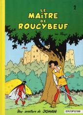 Johan et Pirlouit -2d89- le maître de Roucybeuf