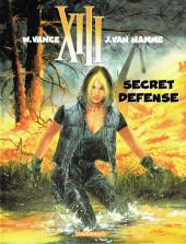 XIII -14- Secret défense