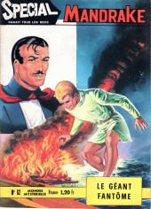 Mandrake (3e Série - Remparts) (Spécial - 1) -62- Le géant fantôme