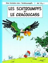Les schtroumpfs (Édition 50 ans - minis) -3Mini- Les schtroumpfs et le cracoucass