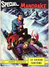 Mandrake (3e Série - Remparts) (Spécial - 1) -46- Le skieur fantôme
