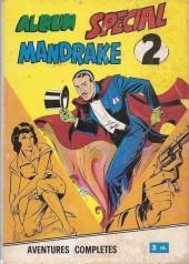 Mandrake (3e Série - Remparts) (Spécial - 1) -Rec02- Album N°2 (du n°50 au n°52)