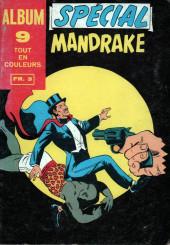Mandrake (3e Série - Remparts) (Spécial - 1) -Rec09- Album N°9 (du n°71 au n°73)