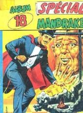 Mandrake (3e Série - Remparts) (Spécial - 1) -Rec18- Album N°18 (du n°86 au n°88)