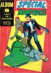 Mandrake (3e Série - Remparts) (Spécial - 1) -Rec08- Album N°8 (du n°68 au n°70)