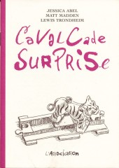 Couverture de Cavalcade surprise