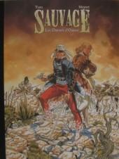 Sauvage (Meynet) -1TT- Les damnés d'Oaxaca