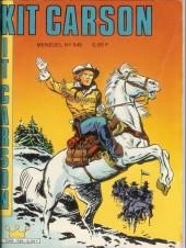 Kit Carson -550- Un bon magot