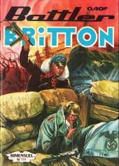 Battler Britton (Imperia) -159- Le mur de feu - entrez dans la danse - blessure suspecte - la caméra