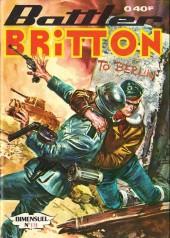 Battler Britton (Imperia) -170- Le Nuage noir - Un voyage en France