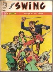 Capt'ain Swing! (2e série) -Rec15- Album N°15 (du n°43 au n°45)