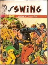 Capt'ain Swing! (2e série) -Rec20- Album N°20 (du n°58 au n°60)