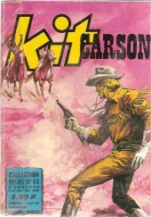 Kit Carson -Rec43- Collection reliée N°43 (du n°337 au n°344)