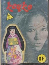Série Jaune (Elvifrance) -84- Keyko