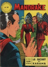 Mandrake (1re Série - Remparts) (Mondes Mystérieux - 1) -29- Le secret de Karana