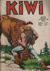 Kiwi -174- Echec et mat