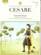 Cesare - Il Creatore che ha distrutto -7- Sette