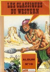 Les classiques du western -REC19- Album n°19 (Tipi du n°70 au n°72)
