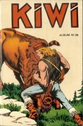 Kiwi -REC035- Album N°35 (du n°174 au n°177)