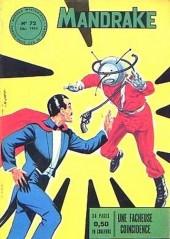 Mandrake (1re Série - Remparts) (Mondes Mystérieux - 1) -72- Une fâcheuse coïncidence