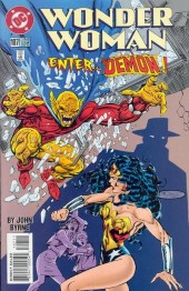 Wonder Woman (1987) -107- Enter… Demon!