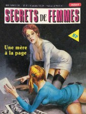 Secrets de femmes (Novel Press) -4- Une mère à la page