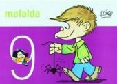 Mafalda (en espagnol) -9- Mafalda